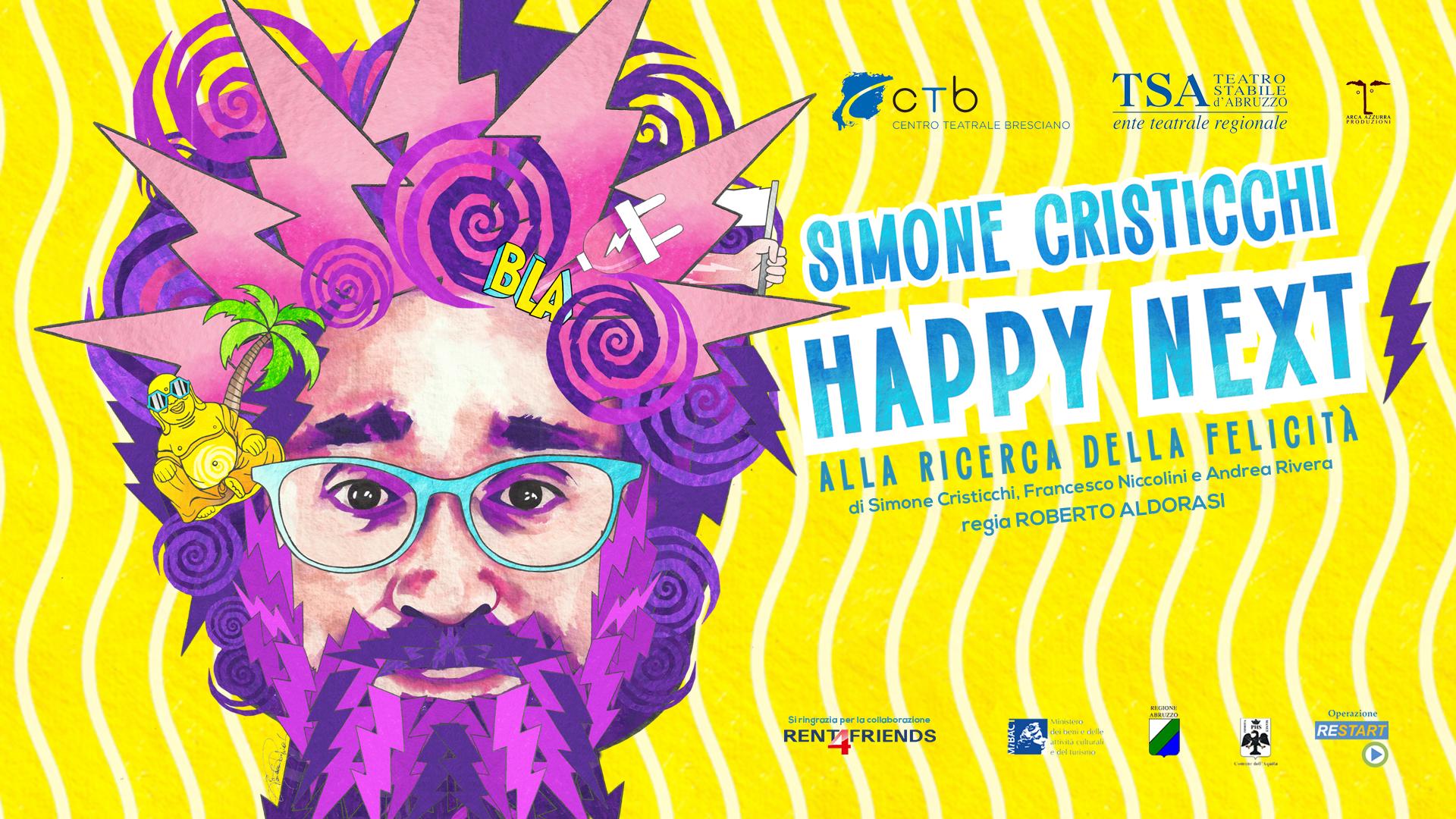 Simone Cristicchi - HappyNext