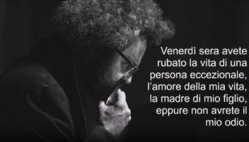 Simone Cristicchi - Non mi avete fatto niente - Monologo Sanremo 2018