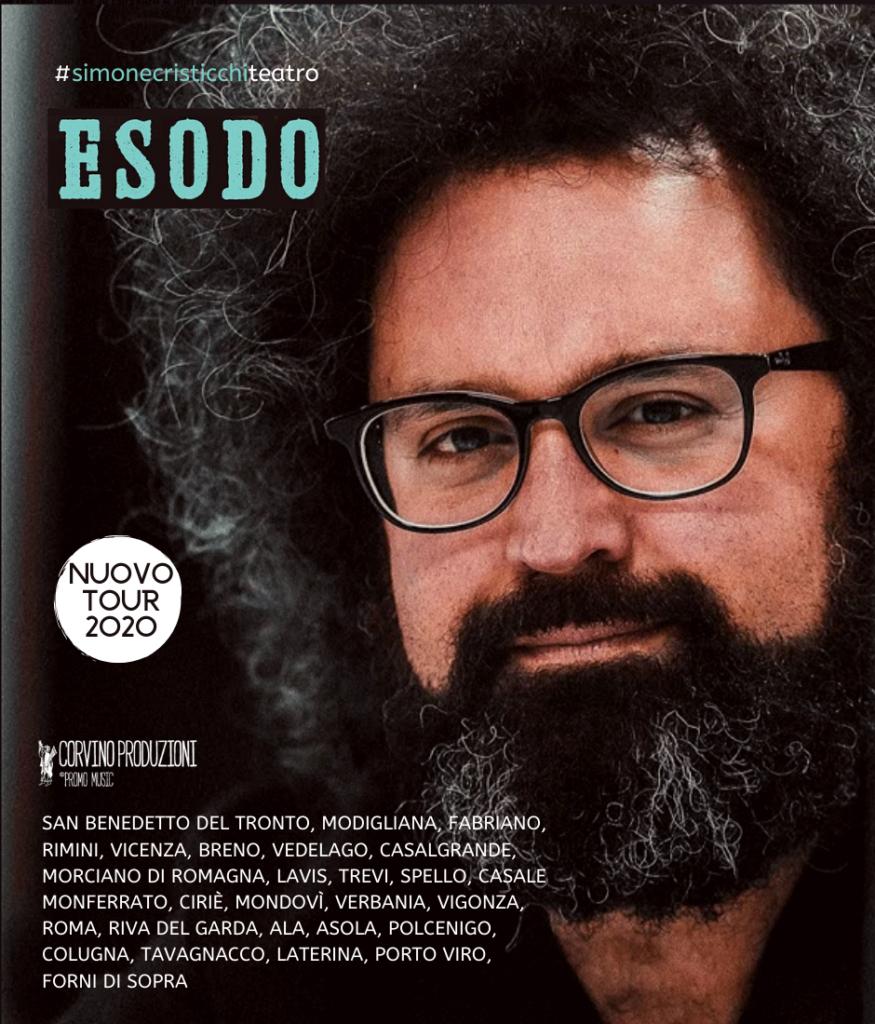 ESODO, tour 2020